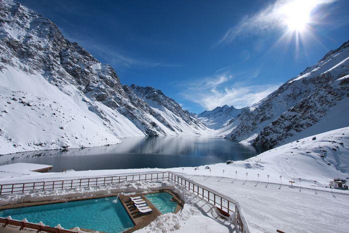 Ски вили в алпийски стил