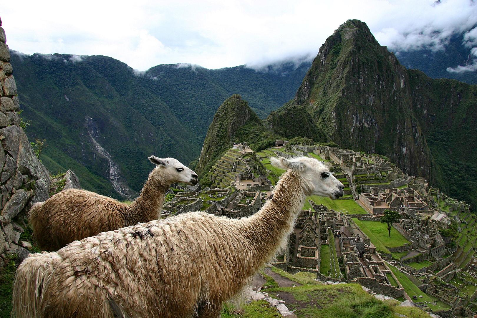 Перу-империята на инките, Еквадор и островите Галапагос