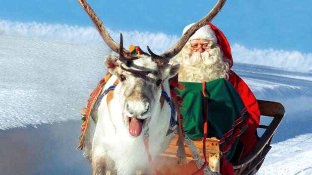 На гости на Дядо Коледа