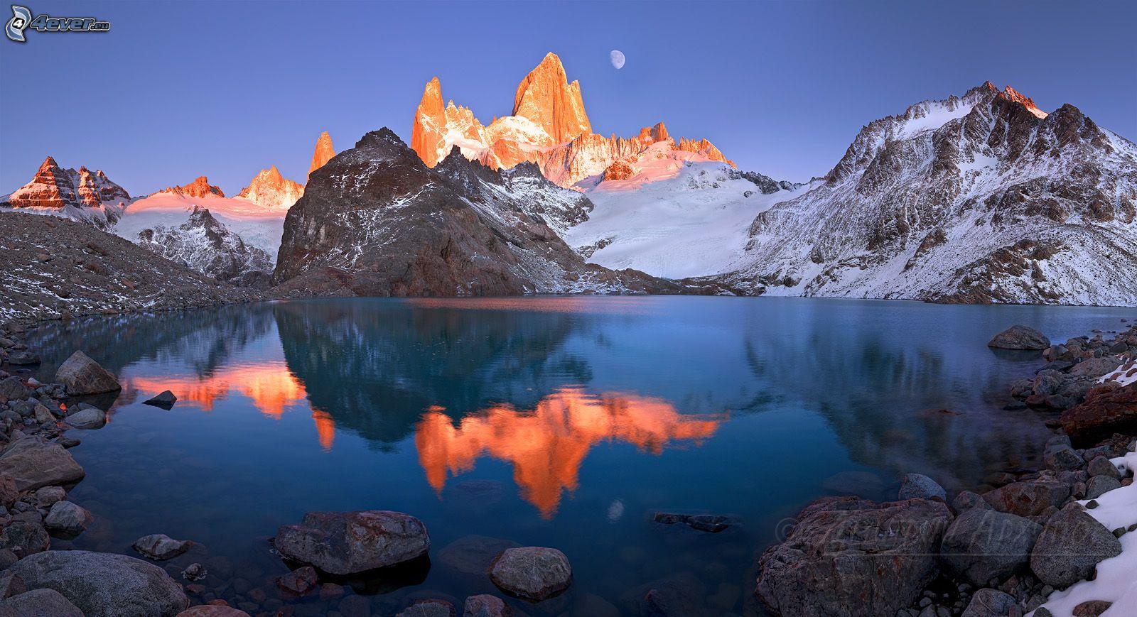 Студената красота на Патагония