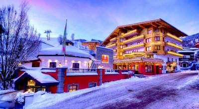 Ски в Заалбах