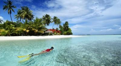 Живописен тропически рай