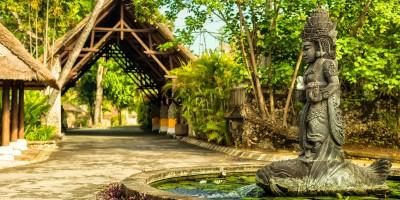 Потопете се в духа на Бали