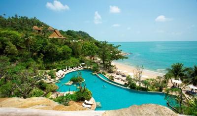 Еко лукс на остров Koh Phangan