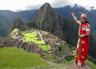Изгубеният свят на инките
