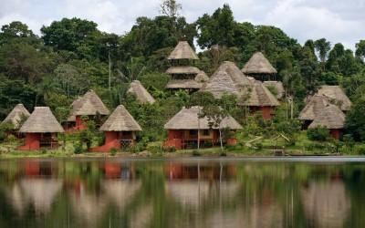 Империята на инките и Амазония