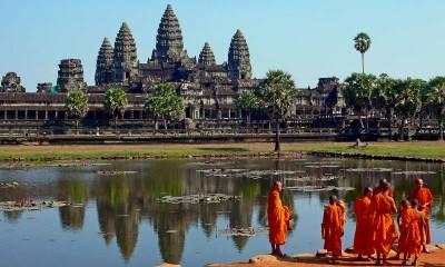 Изследвай Камбоджа